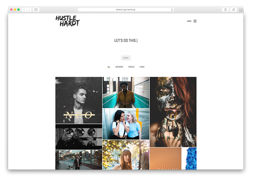 Hustle Hardt Foto- und Videograf